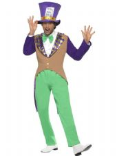 Wings & Wishes Mad Hatter Costume